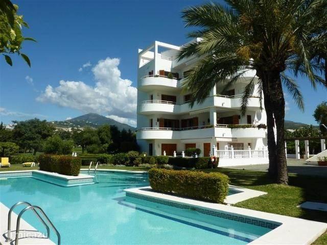 Vakantiehuis Spanje, Costa del Sol, Marbella Vakantiehuis Ocho