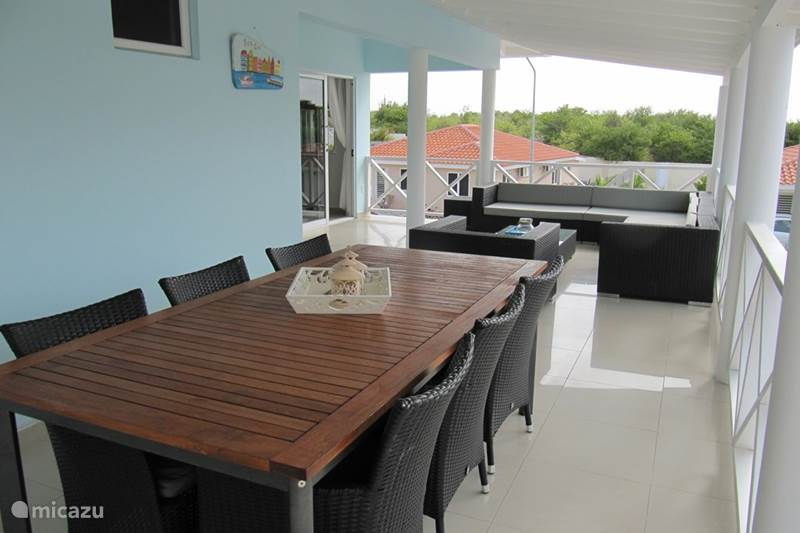 Vacation rental Curaçao, Banda Ariba (East), Jan Thiel Holiday house Tip!! Villa Marbella Blue