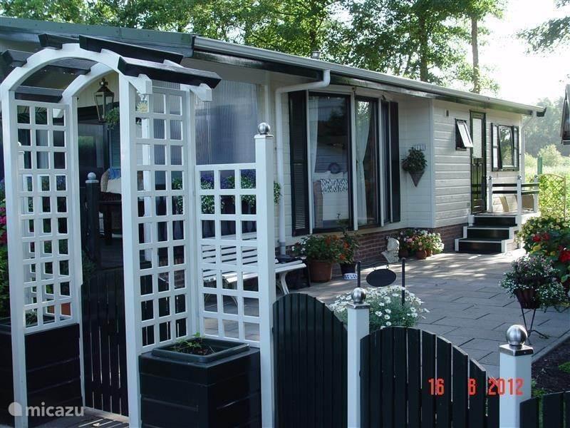 Vakantiehuis Nederland, Noord-Holland, Berkhout - vakantiehuis Chalet 't Venhop