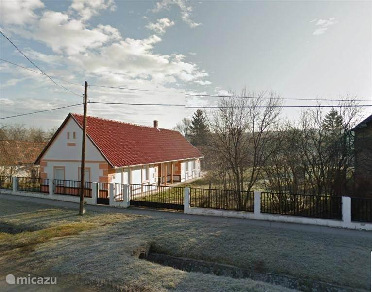 Vakantiehuis Hongarije, Baranya, Almamellék vakantiehuis Erlevi