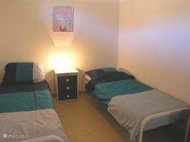 3de slaapkamer