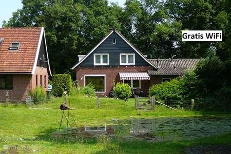 Vakantiehuis Nederland, Overijssel, De Lutte vakantiehuis Op Oale Groond