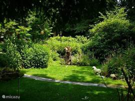Een ander romantisch plekje in de Natuurtuin