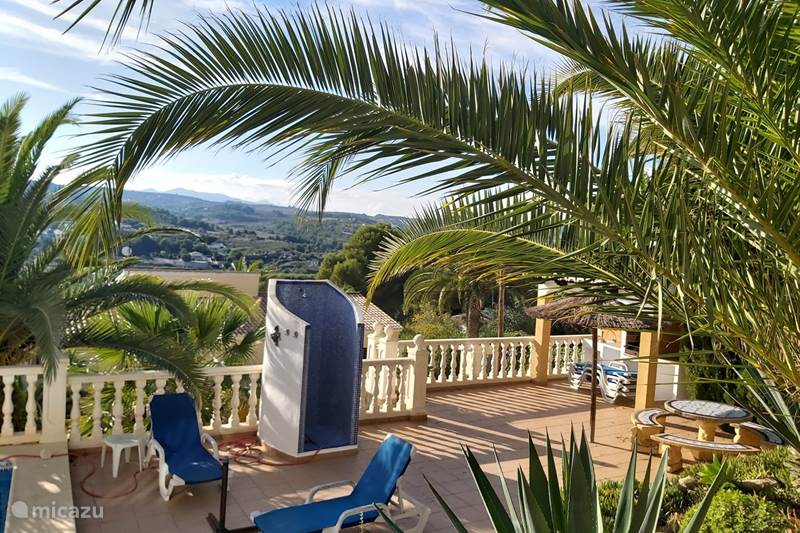 Vakantiehuis Spanje, Costa Blanca, Moraira Villa Villa Alboraya (groot privé zwembad)