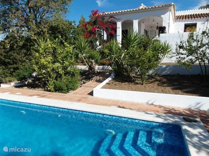 Vakantiehuis Spanje, Andalusië, Cajiz finca Finca la Era