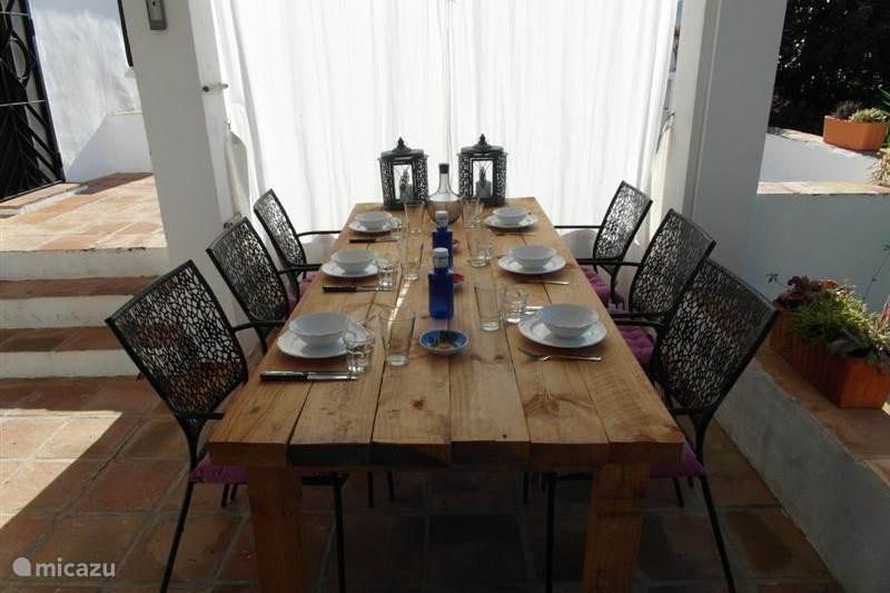 ferienhaus finca la era in cajiz andalusien spanien mieten micazu. Black Bedroom Furniture Sets. Home Design Ideas