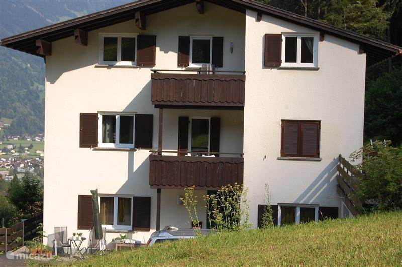Vacation rental Austria, Vorarlberg, Schruns apartment Haus Breeburg Top 4