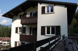 The house has a balcony which is accessible from the bedroom and the kitchen. In all areas have one or more windows.