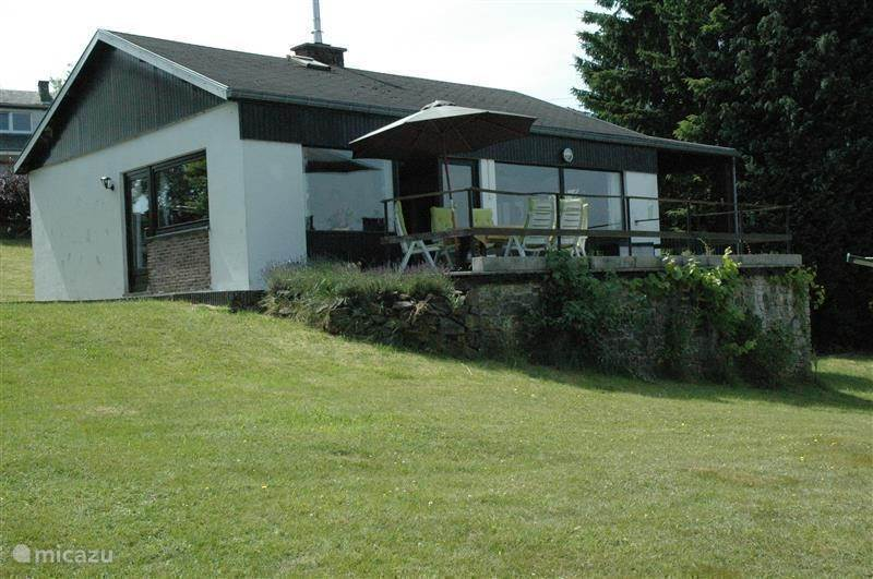 Vakantiehuis België, Ardennen, Opont bungalow Brigitte