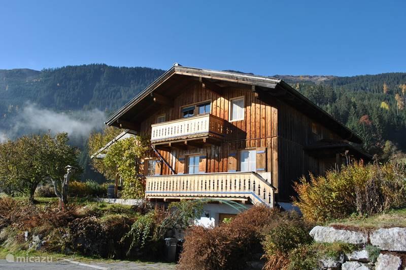 Vacation rental Austria, Salzburgerland, Maishofen (Zell am See) Chalet Chalet Baringo