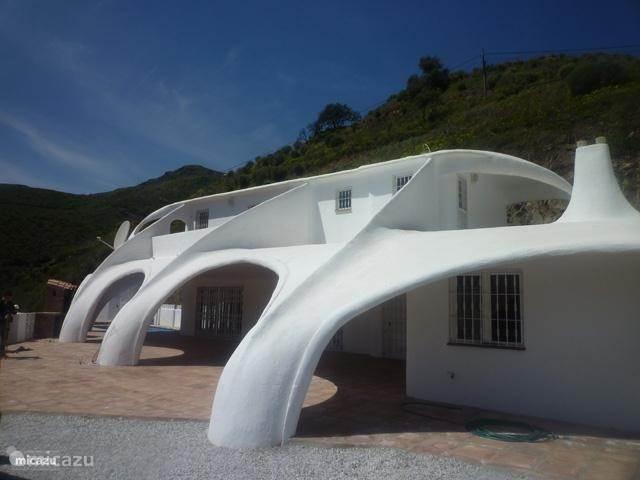 Vakantiehuis Spanje, Andalusië, Arenas villa Casa Tres