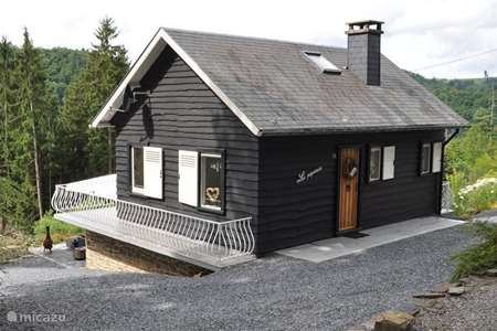 Vacation rental Belgium, Ardennes, Jupille - chalet Maison Les Papooses