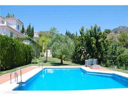 Vakantiehuis Spanje, Costa del Sol, Benalmádena villa Villa Rancho Domingo