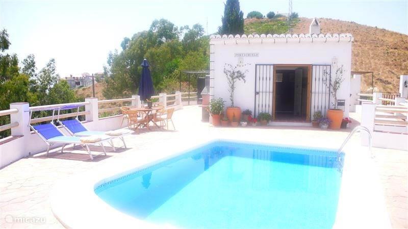 Vakantiehuis Spanje, Andalusië, Competa vakantiehuis Casita Portichuelo