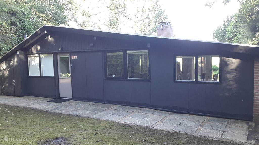 Entree bungalow