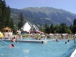Zwembad Tschagguns