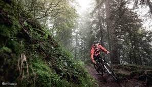 860 km fiets- en mountainbike paden van makkelijk tot moeilijk
