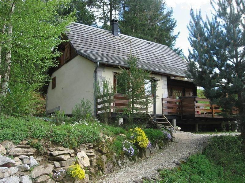 Vakantiehuis Frankrijk, Cantal, Beaulieu Chalet Chalet Beaulieu