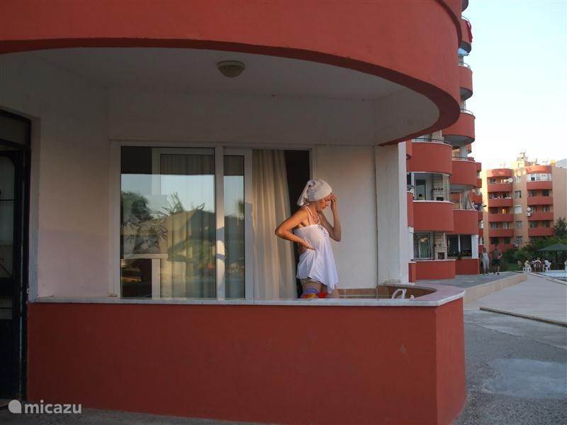 Vakantiehuis Turkije, Turkse Riviera, Alanya Appartement Biliur Sitesi