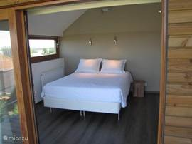 Slaapkamer 3 vanop balkon
