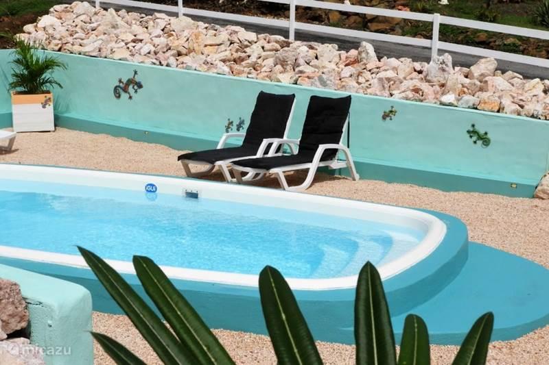 Vacation rental Curaçao, Banda Abou (West), Sint Willibrordus Bungalow Amazing View Bungalows