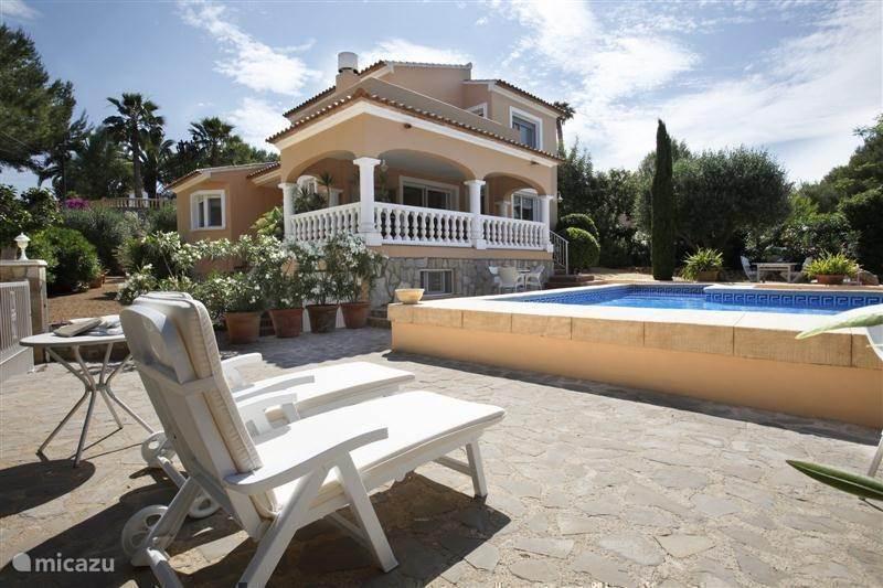 Vakantiehuis Spanje, Costa Blanca, Javea villa Villa Jacqueline