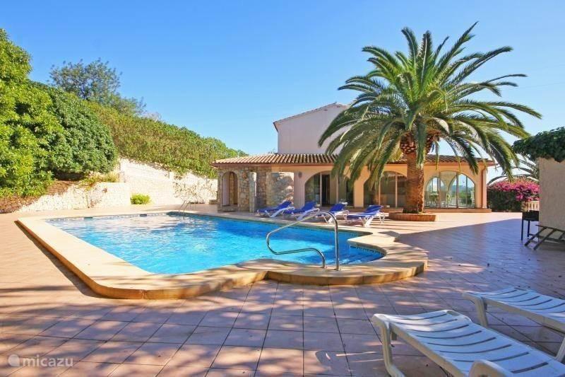 Vakantiehuis Spanje, Costa Blanca, Benissa Villa Villa Font 10