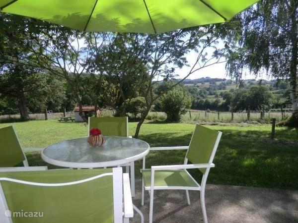 Vacation rental France, Auvergne, Buxières sous Montaigut holiday house Sans Parure