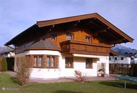 Aanzicht huis