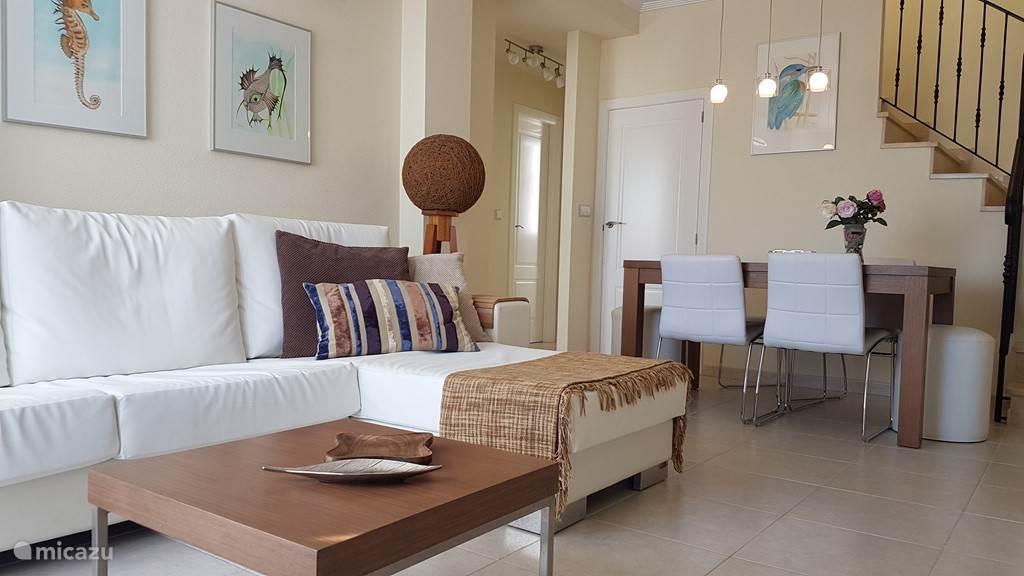 Vacation rental Spain, Costa Calida, San Cayetano  penthouse Corner Laluz