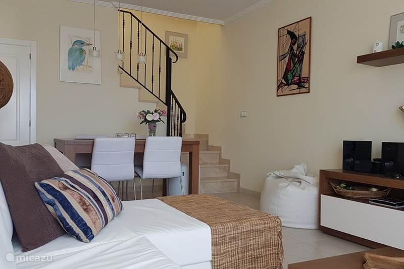 Ferienwohnung Spanien, Costa Cálida, San Cayetano Penthouse Corner Laluz