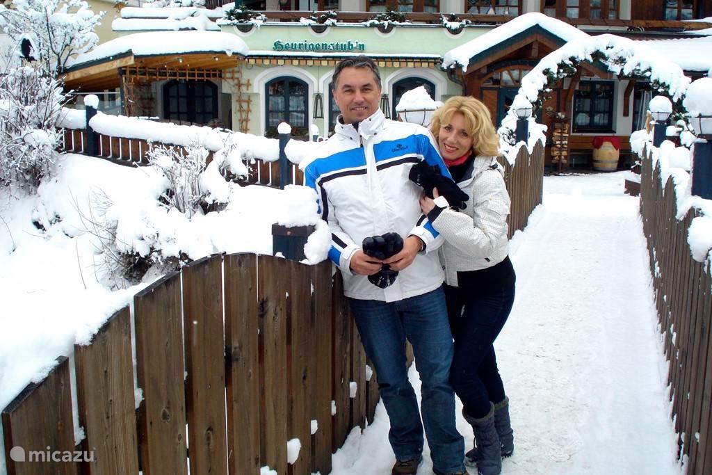 Herman en Astrid Joosten