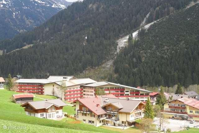 Vacation rental Austria – apartment Aparthotel Mittelberg Kleinwalsertal