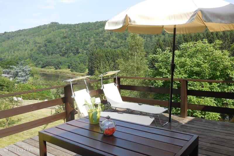 Vakantiehuis België, Ardennen, Vresse-sur-Semois Chalet Zen aan  Semois