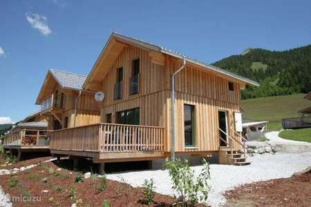 Vacation rental Austria, Styria, Hohentauern holiday house Chalet Victor ** 200m from ski **