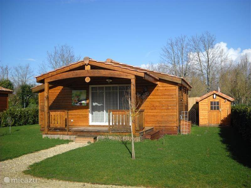 Vakantiehuis Frankrijk, Charente-Maritime, Pons Chalet Chalet 'Le Papillon'