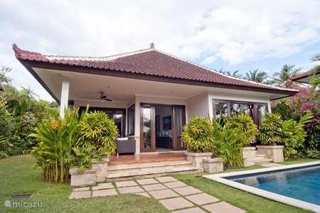 """Vacation rental Indonesia – villa Villa """"Selaras"""" Sanur"""