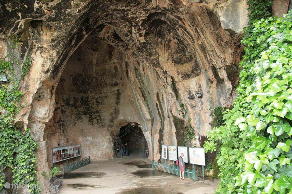 Grotten van Benidoleig