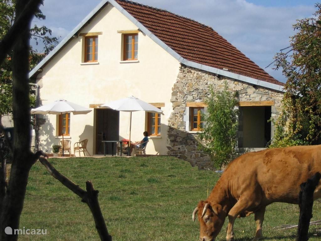 Vakantiehuis Frankrijk, Dordogne, Génis Gîte / Cottage La Bourgeoise
