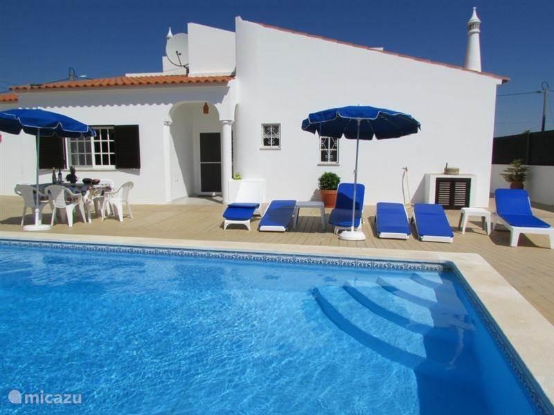 Vakantiehuis Portugal, Algarve, Albufeira vakantiehuis Villa Limao