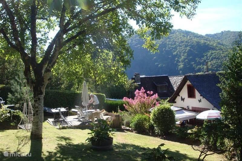 Vakantiehuis Frankrijk, Aveyron, Saint-Parthem Vakantiehuis Les Placettes SAINT PARTHEM