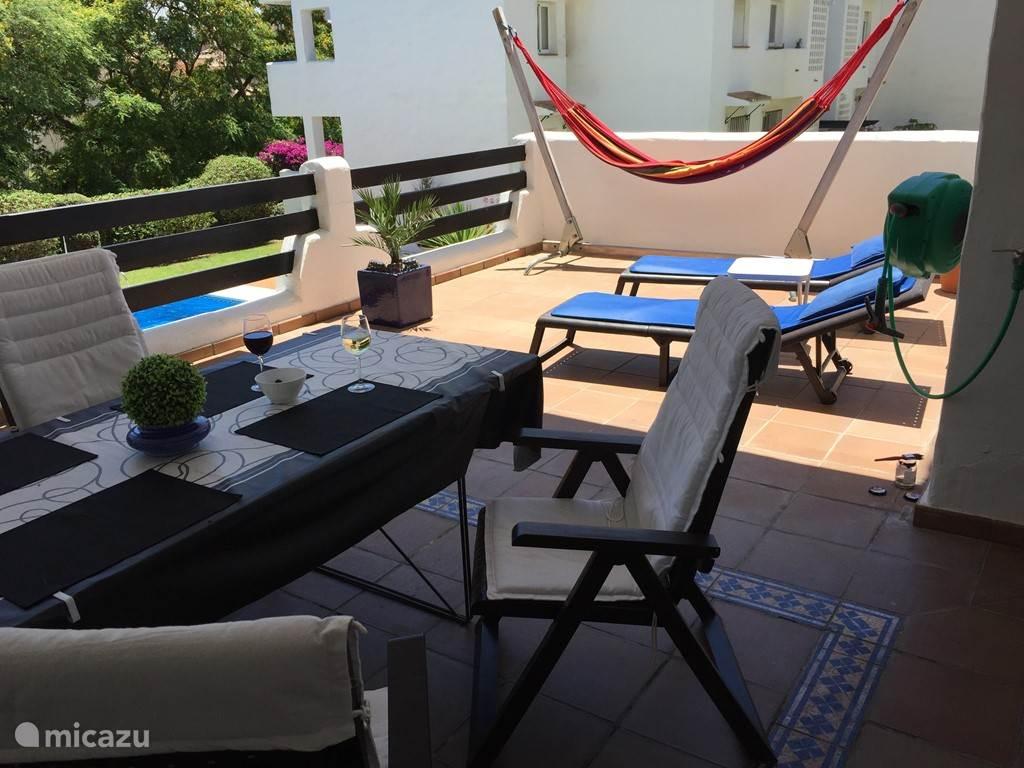 Vakantiehuis Spanje, Costa del Sol, Benalmádena appartement Golf Benalmadena