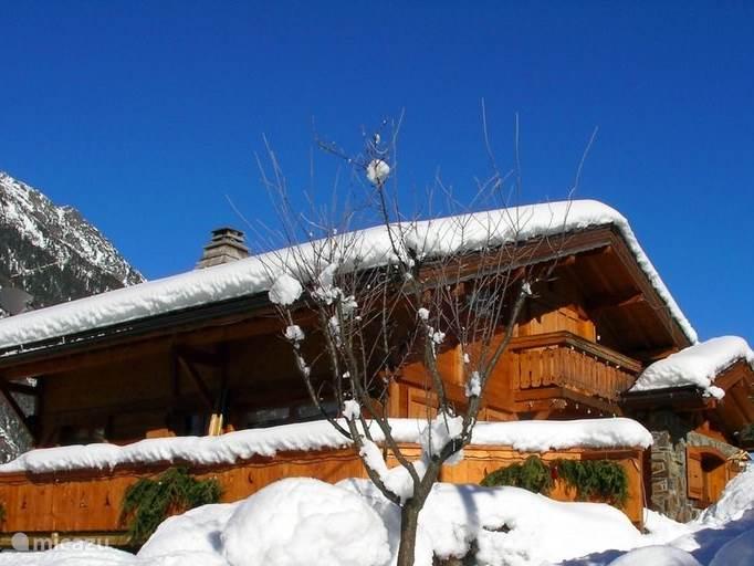 Vakantiehuis Frankrijk, Haute-Savoie, Chamonix Mont Blanc Chalet Chalet Haute Bergen