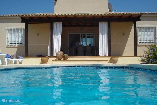 Vakantiehuis Spanje, Costa Blanca, Hondón de los Frailes - villa Villa Fleur