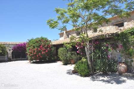 Vakantiehuis Spanje, Costa Blanca, Benissa finca Finca Los Monteros