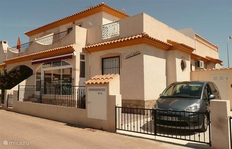 Vakantiehuis Spanje, Costa Blanca, Orihuela Costa vakantiehuis Casa Veda - Tophuis!