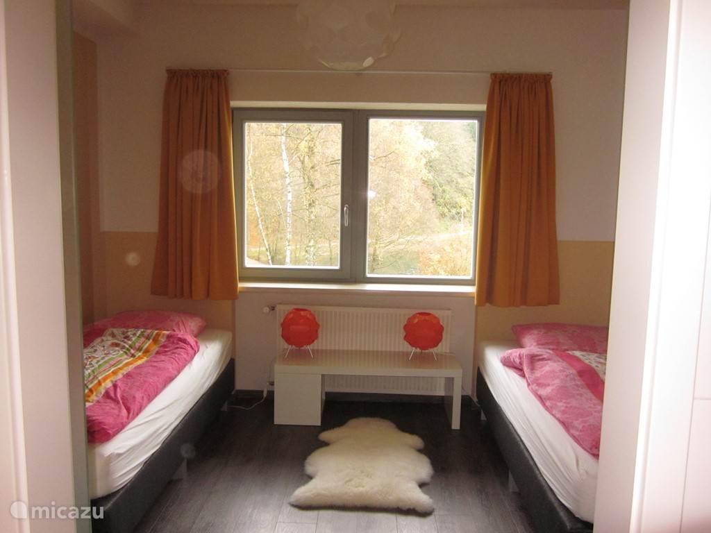Slaapkamer, rolstoeltoegankelijk