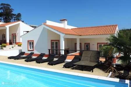 Vakantiehuis Portugal, Costa de Prata, Junqueira vakantiehuis Casas Fruta: Casa Pêra