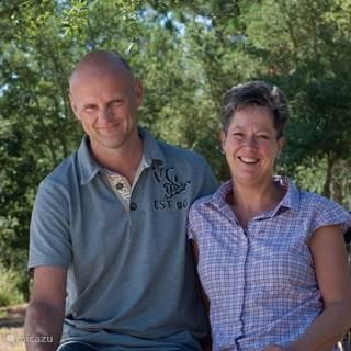 Geert & Iris Franken