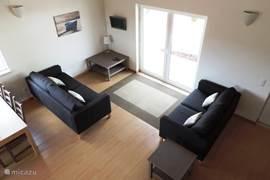 Ruime en lichte woonkamer